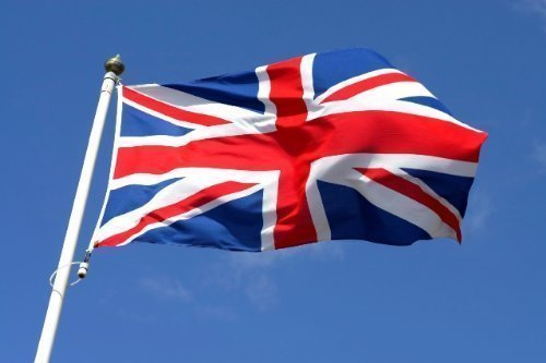 Quality Large Union Jack Flag 88cmx151cm 3ftx5ft Street Party