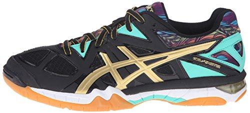 Gel-táctica De Los Zapatos De Las Mujeres De Voleibol B554n Asics 8BtNFM