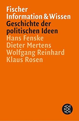 Geschichte der politischen Ideen: Von der Antike bis zur Gegenwart