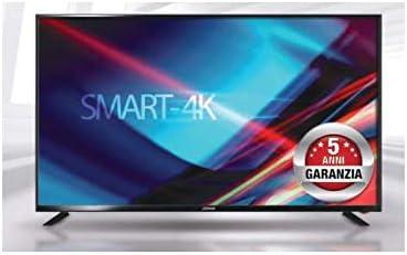ZEPHIR TS43UHD Smart TV 43