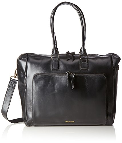 Royal RepubliQ Countess Day, Borsa Donna Nero