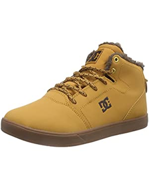 Shoes Youths Crisis High WNT Leather Trainers