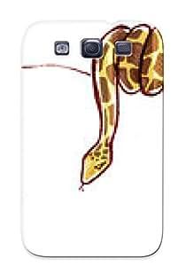 New Design Shatterproof IjdPIPu1710ExNRR Case For Galaxy S3 (deviantart More Like The Jungle Book Kaa)
