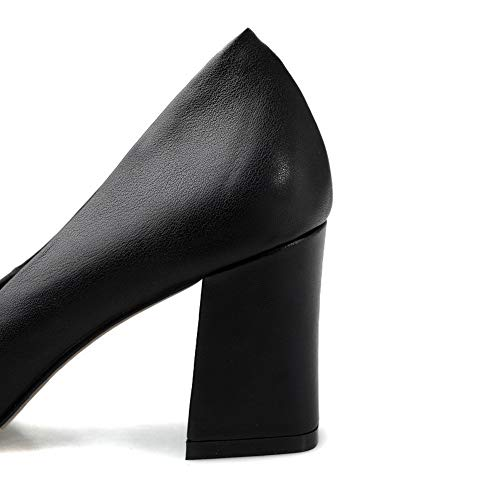 36 Sandales Noir 5 ERR00057 Femme Aimint Compensées Noir aOwn5Y