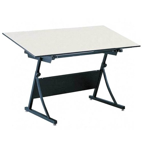 anmaster Height-Adjustable Drafting Table, 60