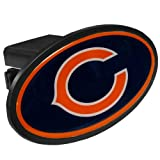 NFL Chicago Bears Plastic Logo Hitch Cover, Class III