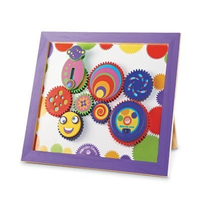 (Wonder Gears Magnetic Board by MindWare)