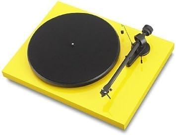 Pro-Ject Debut III - Tocadiscos manual (cápsula Ortofon OM 5E ...
