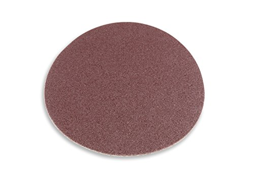 18 Inch 120 Grit Adhesive Back Multipurpose Sanding Disc (18 Inch Adhesive)