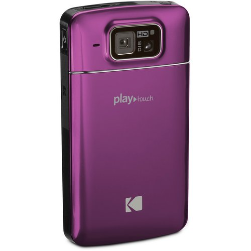 Kodak PLAYTOUCH Video Camera - Magenta