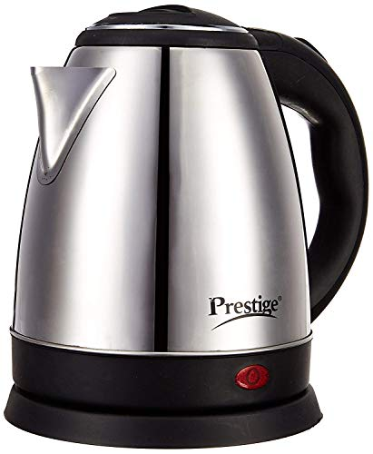 PRESTIGE Electric Kettle with Concealed Element and Detachable Powerbase