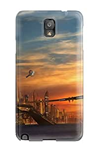 New Arrival Case Cover With KiSiHHN4936pVtLi Design For Galaxy Note 3- Vehicle Sci Fi