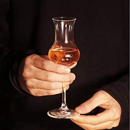 miitaoo Brandy Snifter Tulipanes Scotch Whisky Glass Bodas ...