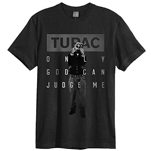 Amplified Shirt Tupac Only God Can Judge Me XL