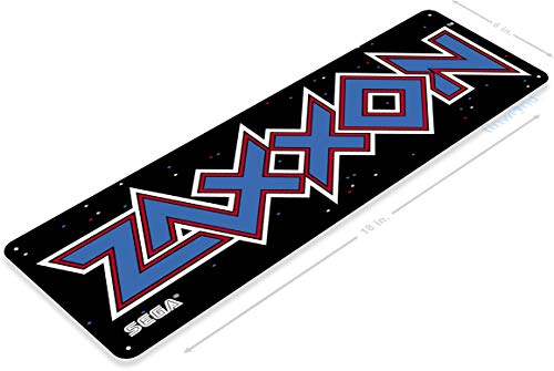 Used, Tinworld TIN Sign A693 Zaxxon Arcade Shop Game Room for sale  Delivered anywhere in USA