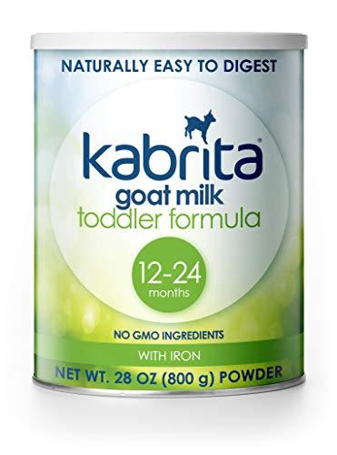 (Kabrita Non-GMO Goat Milk Toddler Formula, 28 oz)