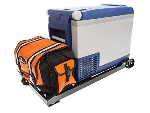 ARB 10900029 Portable Fridge/Freezer Slide Full Extension For Use w/PN[10800352] 37 Quart And PN[10800472] 50 Quart Capacity Steel Portable Fridge/Freezer Slide