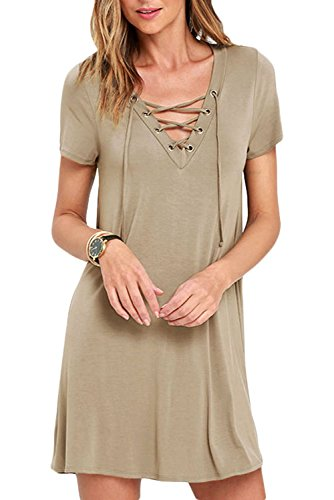 Astylish Womens Casual Sleeve Fitting
