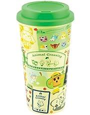 Paladone PP7723NN Animal Crossing Travel Mok Officieel gelicentieerde merchandise, kunststof, meerkleurig