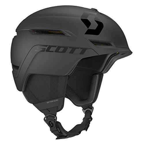 Scott Symbol 2 Plus Snow Helmet - Black Large