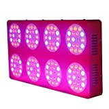 WYZM ZNET8 400w Full Spectrum Led Grow Light Indoor Growing Medical Plants