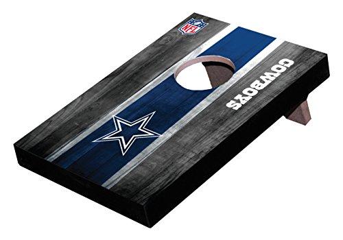 Wild Sports NFL Dallas Cowboys Mini Cornhole Game
