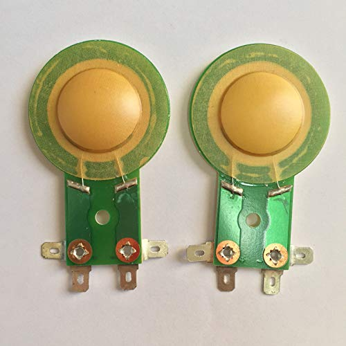 FidgetGear 2 Pcs Replacement B52 Diaphragm for B-52 Storm CH-1 Horn Tweeter Driver 8 Ohms from FidgetGear