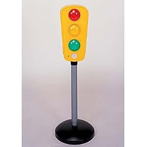 Pavlov Z Toyz Talking Traffic Light