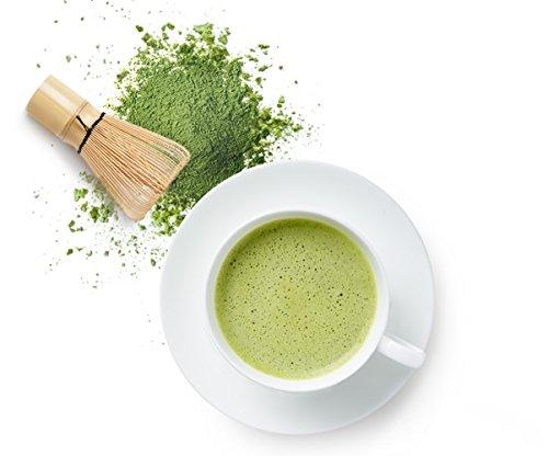 Yan Hou Tang Organic Matcha Green Tea Powder 50 Gram - Japanese Jade Leaf Classic Culinary Premium Grade Food Drink Smoothies coffee ice cream Baking Recipes Antioxidants Energy Collagen