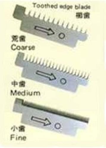 Benriner Replacement Blade for Bn3 Turner Slicer, Set of 3