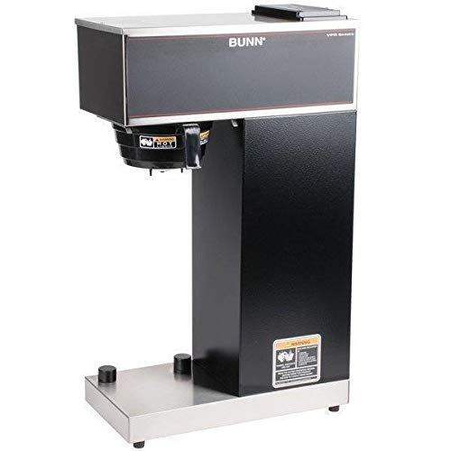 Bunn 33200.0010 VPR-APS Pourover Airpot Coffee Brewer Black 120V