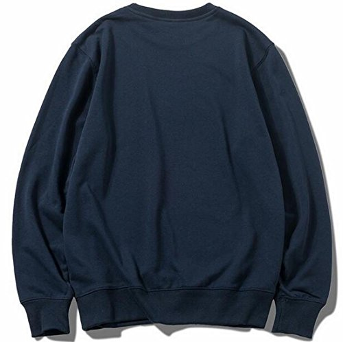 Fish Pullover Sleeve print Neck Long Round UK Mens 2 Sweatshirt today 8qARZYx