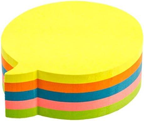 Kores N48707 Haftnotizen Sprehblase, 70 x 70 mm, 250 Blatt (4-Pack)