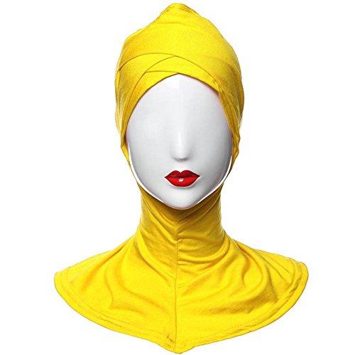 Weixinbuy Under Bonnet Islamic Headwear