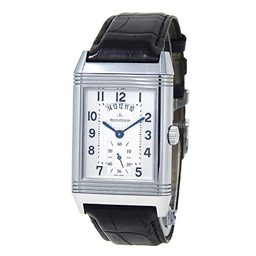 (Jaeger LeCoultre Grande Reverso Mechanical-Hand-Wind Male Watch Q3748421 (Certified Pre-Owned))