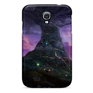 Top Quality Rugged World Of Warcraft Art Case Cover For Galaxy S4