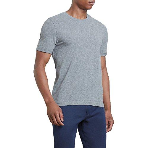 T-shirt Girocollo A Manica Corta Kenneth Cole Reazione - Mens Pasley