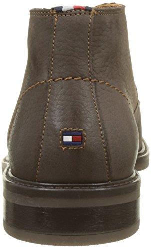Uomo Desert Brown Hilfiger Tommy Stivali Marrone 3n Boots R2285ounder wYa1wT6qxg