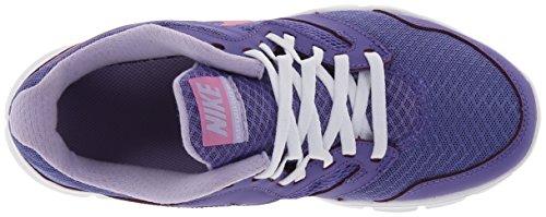 Ragazze Nike Flex Esperienza 3 Scarpe Da Corsa (gs) Viola Foschia / Ortensie / Lt Magenta