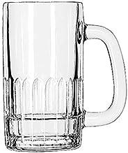 Libbey 5309 12 oz Mug With Narrow Arch Panels - 24 / CS