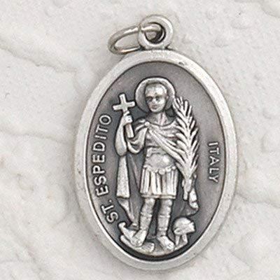 St. Expedite Medal (AKA Espedito)