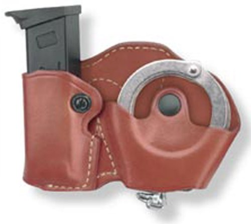 Gould & Goodrich 841-3 Gold Line Cuff And Mag Case for sale  Delivered anywhere in USA