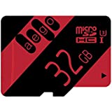 AEGO U3 32GB MicroSDHC Memory Card High Speed for 4K Video Playback/Phone/Camera with SD Adapter - U3 32GB