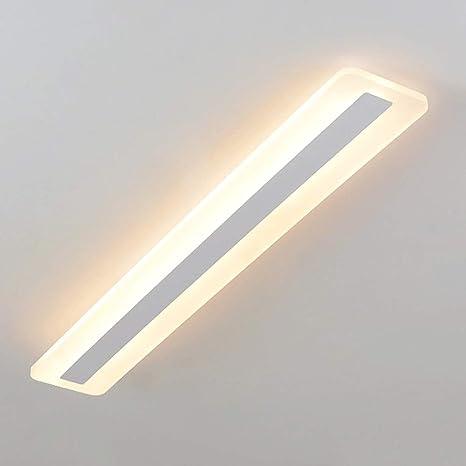 MRFX Lámpara de techo moderna minimalista lámpara de techo ...