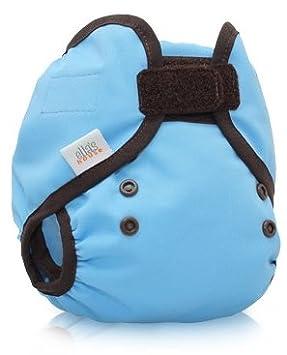 Bum Wrap Nappy Cover Blue Amazon Co Uk Baby
