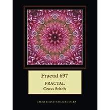 Fractal 697: Fractal Cross Stitch Pattern