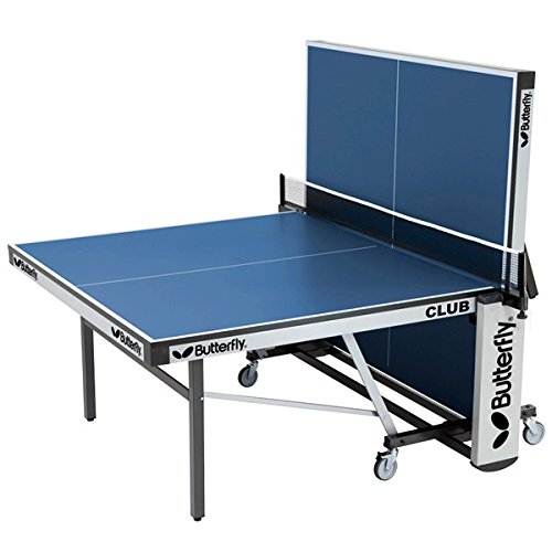 Butterfly Table Tennis TR65 Butterfly Club Table Tennis Rollaway