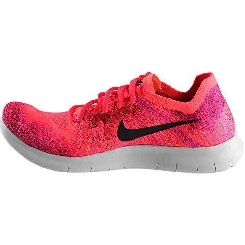 De Pink rose noir mangue Red Flyknit Zoom deadly Rouge bright Multicolore Nike Running Chaussures Compétition Homme black Air solar Mango Mariah Racer g1wwqY6