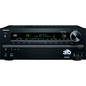 Onkyo TX-NR717 7.2-Channel Network A/V Receiver (Discontinued by Manufacturer)