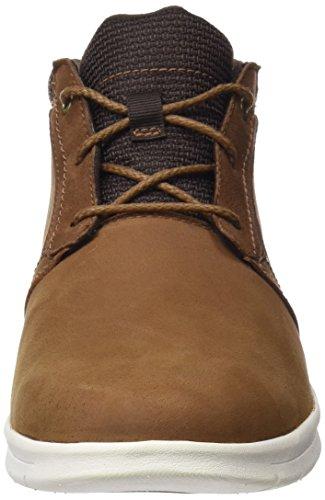 Marrone Front Uomo Leather Stivali 643 Chukka Rust Graydon Timberland w6U0qX0